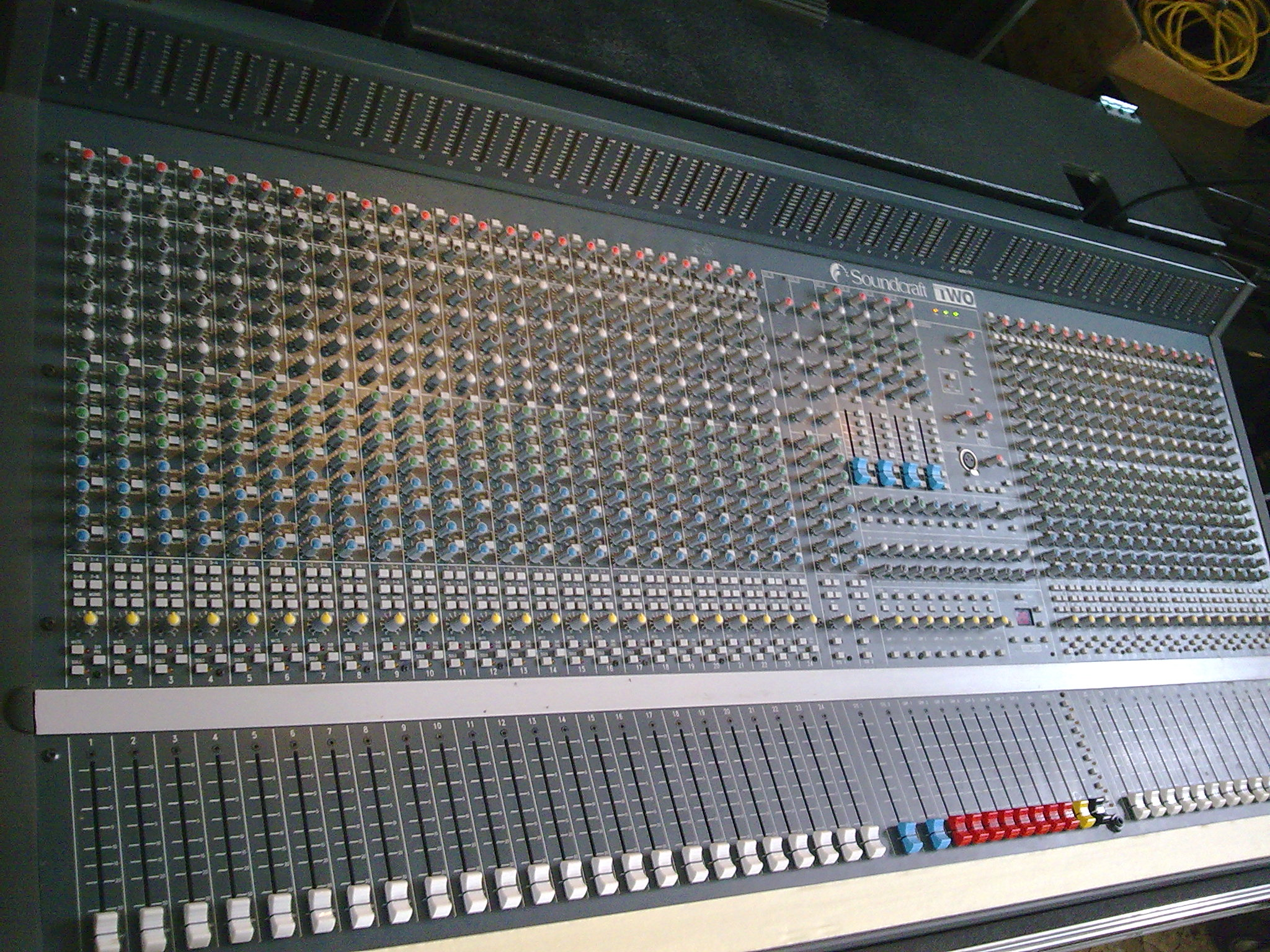 Soundcraft TWO